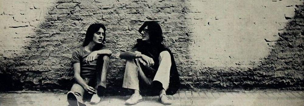 SUI GENERIS特集 - アルゼンチンの至宝チャーリー・ガルシアの若き才能溢れる名グループ