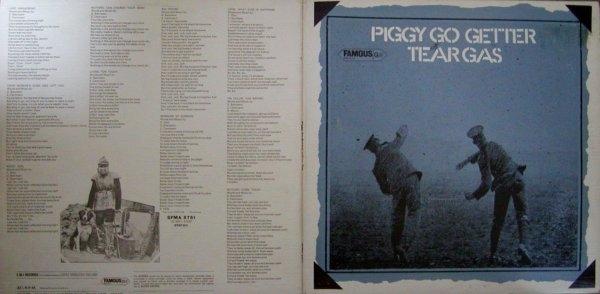 TEAR GAS『PIGGY GO GETTER』 - 「MEET THE SONGS」