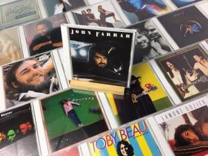 3月16日、62枚の中古CDが入荷いたしました!名盤多数入荷のAORよりジョン・ファーラーをピックアップ☆