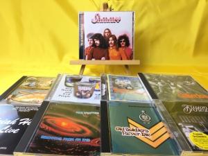 4月11日、116枚の中古CDが入荷いたしました!ジョン・ロード・プロデュースの英ハードSAMMYをピックアップ☆