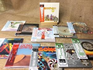 4月12日、170枚の中古CDが入荷いたしました!ゴング&アトミック・ルースターのSHM-CD紙ジャケやアルゼンチン・ロックの原点ALMENDRAをピックアップ☆