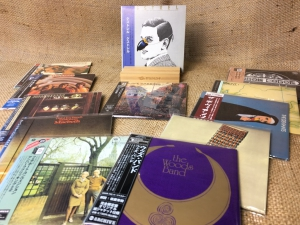 4月18日、126枚の中古CDが入荷いたしました!英プログレッシヴ・ポップの至宝ケストレルをピックアップ☆