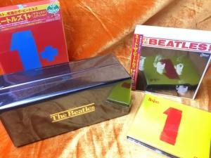 5月23日、137枚の中古CDが入荷いたしました!ビートルズのシングルBOXをピックアップ☆