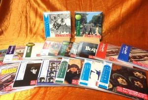 6月18日、143枚の中古CDが入荷いたしました!ビートルズのSHM-CD紙ジャケが全タイトル入荷☆