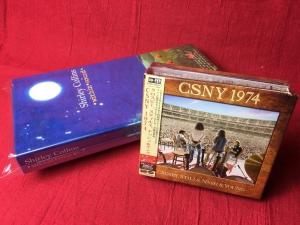 6月19日、157枚の中古CDが入荷いたしました!CSN&Y、シャーリー・コリンズのボックスセットをピックアップ☆