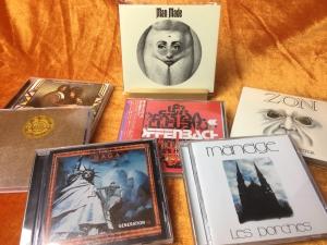 7月17日、225枚の中古CDが入荷いたしました!充実のカナディアン・ロック/プログレより脱力ジャケMAN MADEをピックアップ☆