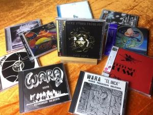 9月20日、250枚の中古CDが入荷いたしました!ザッパも唸らせたドイツのテクニカル・トリオSFFをピックアップ☆