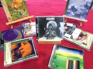 10月15日、254枚の中古CDが入荷いたしました!リンディスファーンを率いた愛すべきSSWアラン・ハルの2ndソロをピックアップ☆