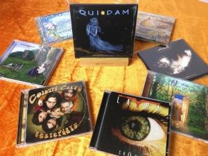 10月17日、241枚の中古CDが入荷いたしました!ポーランド・シンフォの名盤QUIDAM1stをピックアップ☆