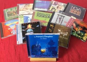 10月18日、273枚の中古CDが入荷いたしました!幻想的なジャーマン・シンフォANYONE'S DAUGHTER『IN BLAU』をピックアップ☆