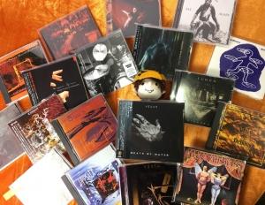 11月12日、324枚の中古CDが入荷いたしました!現代チェンバー・ロックの最高峰イタリアのYUGENをピックアップ☆