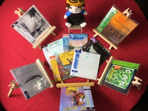 11月13日、257枚の中古CDが入荷いたしました!スイスの秘宝的シンフォ名盤ブルー・モーションをピックアップ☆