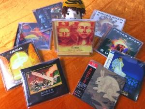 11月14日、200枚の中古CDが入荷いたしました!メキシカン・シンフォCODICEをピックアップ☆