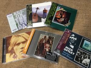 1月21日、133枚の中古CDが入荷いたしました!英国フォーク・ロックに注目☆