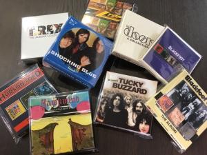 2月21日、134枚の中古CDが入荷いたしました!ボックスセットが充実♪