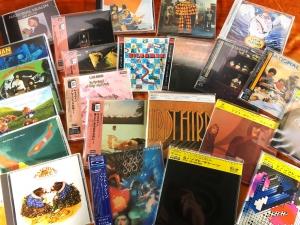 3月18日、183枚の中古CDが入荷いたしました!紙ジャケ中心にカンタベリー名盤群がズラリ☆