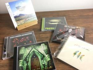 4月16日、99枚の中古CDが入荷いたしました!注目のプログレ新作が入荷♪