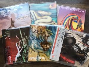 4月25日、157枚の中古CDが入荷いたしました!イタリアン・ロック名バンドたちの近年作をご紹介☆