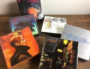 5月16日、231枚の中古CDが入荷いたしました!D.ボウイ、トレース、ブラックサバスなど収納ボックス付き紙ジャケセットに注目☆