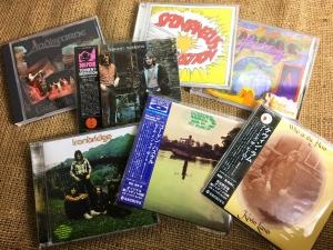 5月21日、197枚の中古CDが入荷いたしました!哀愁のブリティッシュ・ロックをチョイス☆