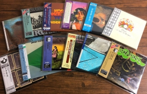 6月14日、248枚の中古CDが入荷いたしました!豊富な英ロック紙ジャケの入荷よりオススメをピックアップ☆