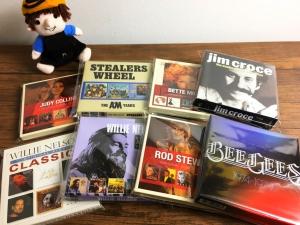 6月18日、233枚の中古CDが入荷いたしました!オリジナルアルバムBOXセットが豊富に入荷♪