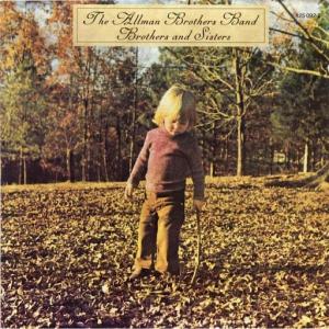 ちょうど40年前の1973年にリリースされたオールマン・ブラザーズ・バンドの『ブラザーズ&シスターズ』をピックアップ