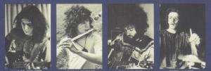 【KAKERECO DISC GUIDE Vol.1】スイスが誇る孤高のプログレッシヴ・ロック・バンドCIRCUSの1st『CIRCUS』特集!