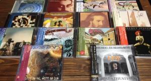 12月11日、143枚の中古CDが入荷しました!バルセロナの名バンドGOTICによる幻の2ndをピックアップ☆