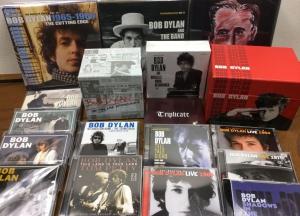 11月14日、206枚の中古CDが入荷いたしました!重量感たっぷりボブ・ディランのボックスなど多数入荷!