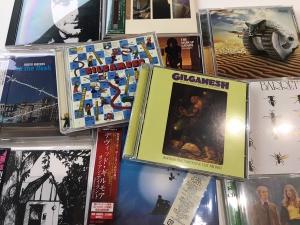 9月20日、74枚の中古CDが入荷いたしました!その中からカンタベリー・ジャズ・ロックGILGAMESHの1st&2ndをピックアップ!