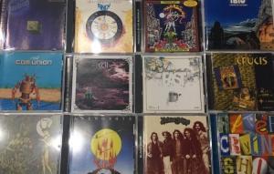 10月16日、234枚の中古CDが入荷いたしました!その中から、予測不能スパニッシュ・プログレFUSIOONの75年作をピックアップ。