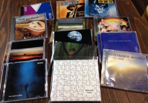9月19日、170枚の中古CDが入荷いたしました!フロイド・タイプのポーランド新鋭WAVEをピックアップ☆