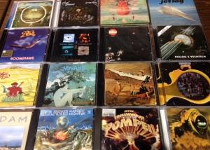 10月17日、315枚の中古CDが入荷いたしました!充実のユーロプログレの中からチェコ・プログレの金字塔MODRY EFEKT『SVET HLEDACU』をピックアップ☆