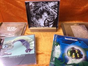 6月15日、179枚の中古CDが入荷いたしました!メロトロン鳴り響くイタリア新鋭LA COSCIENZA DI ZENOをピックアップ☆