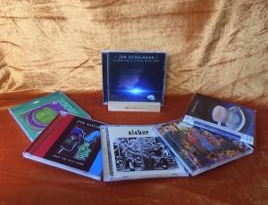 2月20日、84枚の中古CDが入荷いたしました!CAMEL&CARAVANメンバー多数参加のJAN SCHELHAAS17年ソロをピックアップ!