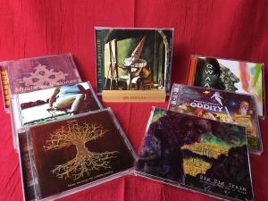 2月23日、186枚の中古CDが入荷しました!ファンタジックでエキゾチックな北欧新鋭IN THE LABYRINTHの96年1stをピックアップ☆