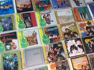 今週は懐かしのモンキーズが大量入荷☆67年作『スター・コレクター』&20年ぶりの新作『GOOD TIMES!』をピックアップ!