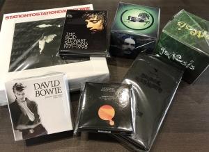 6月20日、208枚の中古CDが入荷いたしました!ブリティッシュものボックスセットが多数入荷♪