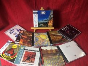5月28日、309枚の中古CDが入荷しました!ユーロ・プログレが豊富!「スペインのFOCUS」IBIOの78年作をピックアップ☆