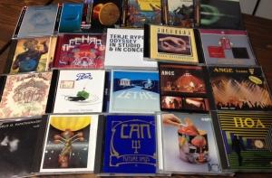 11月17日、223枚の中古CDが入荷しました!異端のギリシャ・プログレ、P.L.J BANDによる81年作をピックアップ☆