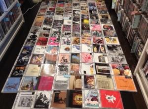 本日は怒涛のサイケデー!373枚の中古CDが入荷しました!RADIOACTIVEレーベルのマイナーサイケ群をピックアップ☆
