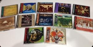 12月14日、150枚の中古CDが入荷しました!ソフト・マシーン『フローティング・ワールド・ライヴ』をピックアップ!