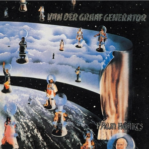 50周年連載企画<BACK TO THE 1971>第26回:VAN DER GRAAF GENERATOR『PAWN HEARTS』