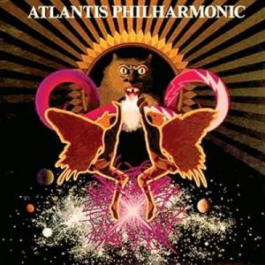 舩曳将仁の「世界のジャケ写から」  第三十三回 ATLANTIS PHILHARMONIC『ATLANTIS PHILHARMONIC』(アメリカ)