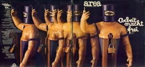 【ユーロロック周遊日記】AREAの名デビュー作『Arbeit Macht Frei』