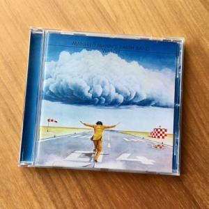 【8月23日】朝のカケレコBGM♪『MANFRED MANN'S EARTH BAND / WATCH』