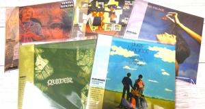 韓国BIG PINKレーベルより、名ギタリストのティム・レンウィック率いるQUIVER1st、エリック・カズ在籍グループBLUE MAGOOSの4thなどがリイシュー!
