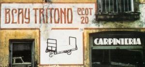 BLAY TRITONO『CLOT 20』 - ユーロロック周遊日記
