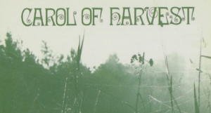 【KAKERECO DISC GUIDE Vol.17】ドイツのダークなルネッサンス!?CAROL OF HARVEST『CAROL OF HARVEST』